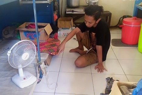 Ditinggal Tidur, HP Penjaga Warkop di Surabaya Digondol Maling