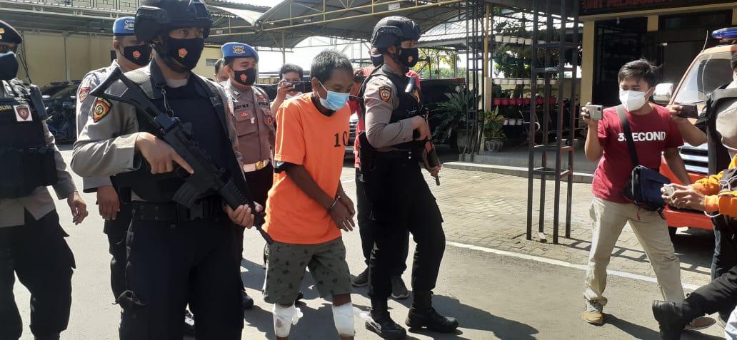 Terungkap, Pembunuhan Pria Asal Jombang Di Trowulan Dipicu Karena Pelaku kepergok Curi HP