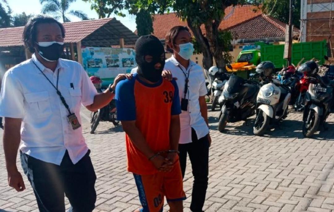 Bapak Bejat, Jukir di Jombang Perkosa Dua Anak Kandungnya Sendiri