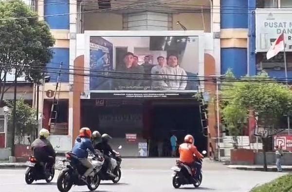 Ini Hukuman Sosial Bagi Pelanggar Lalu Lintas di Kota Malang