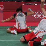 Ajang Olimpiade Tokyo 2020, Greysia Poli Dan Apriyani Rahayu Persembahkan Medali Emas Pertama Untuk Indonesia