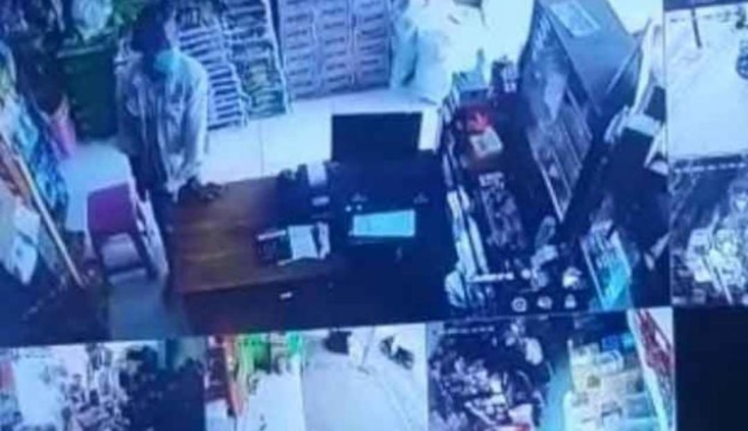 Polisi Berhasil Menangkap Pelaku Pencuri Handphone di Blitar