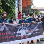 17 Tahun Munir Meninggal, BEM UB Tuntut Jokowi Tuntaskan Kasus Pembunuhan Munir