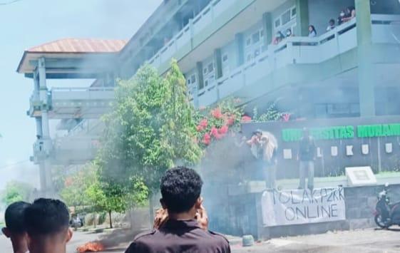Front UMMU Minta Rektor Muhammadiyah Turun Dari Jabatannya