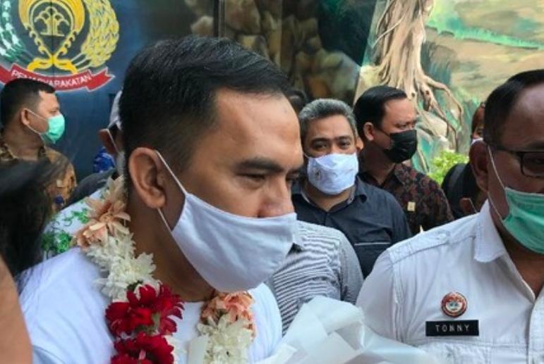 Saipul Jamil Akhirnya Bebas Dari Penjara Setelah Lima Tahun Lamanya