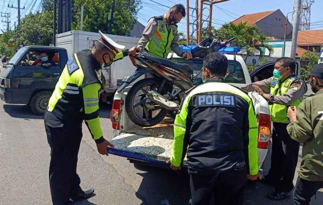 Kecelakaan Maut di Depan PT Herochin Sidoarjo