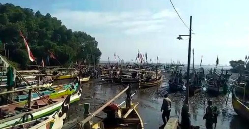 Nelayan Hilang di Perairan Juanda