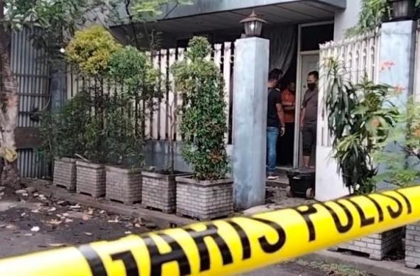 Ledakan Keras Di Sentanan Kota Mojokerto