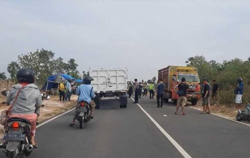 Kecelakaan di Tuban