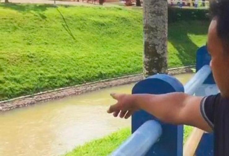 Kronologi Penemuan Mayat Pria Dengan Tangan Terikat di Sungai Kalisetail