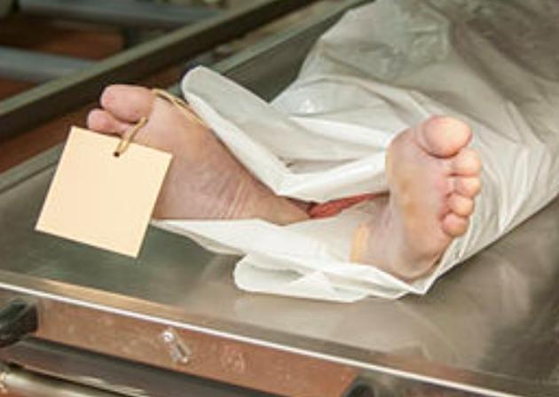 Penemuan Mayat Pria Dengan Tangan Terikat di Sungai kalisetail Kediri Bikin Geger