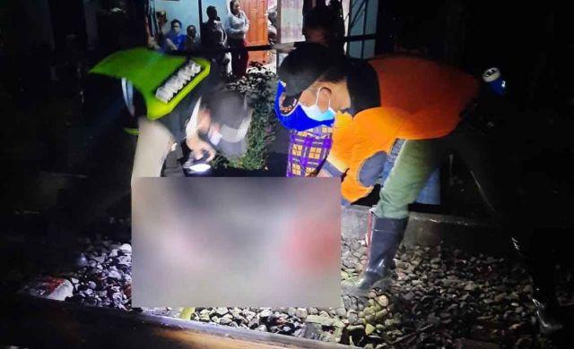 Ditabrak Kereta Api Tubuh Pria Di Banyuwangi Hancur Berserakan