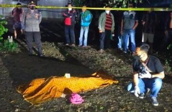 Pelaku pembunuha, Pembunuhan Gadis 14 Tahun, Kediri