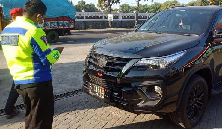 Kecelakaan Beruntun, Jombang,