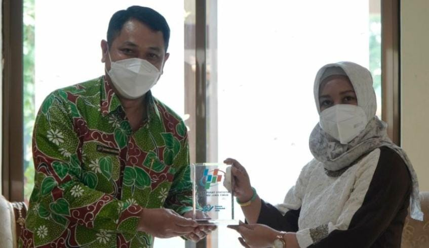 Kota Mojokerto, Penghargaan Kota Terbai, Implementasi Satu Data Indonesia