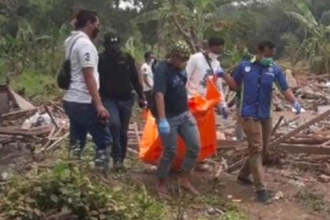 Ledakan Di Dusun Macan Putih Pasuruan