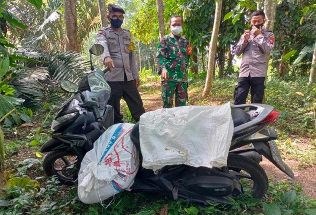 Penemuan Mayat Wanita Dalam Karung di Kebun Sengon Bikin Geger