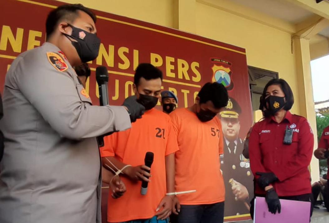 Terungkap Motif Pembacokan Pelajar di Trowulan Bermula Dari Balap liar