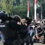Aksi Smack Down Polisi Ke Mahasiswa, Ini Tanggapan BEM PTMI