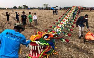 Festival Layang-layang di Gresik Cakup Skala Nasional