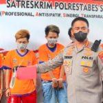 Pelaku Jambret 1 Keluarga Di Surabaya Berhasil Di Ringkus Polisi