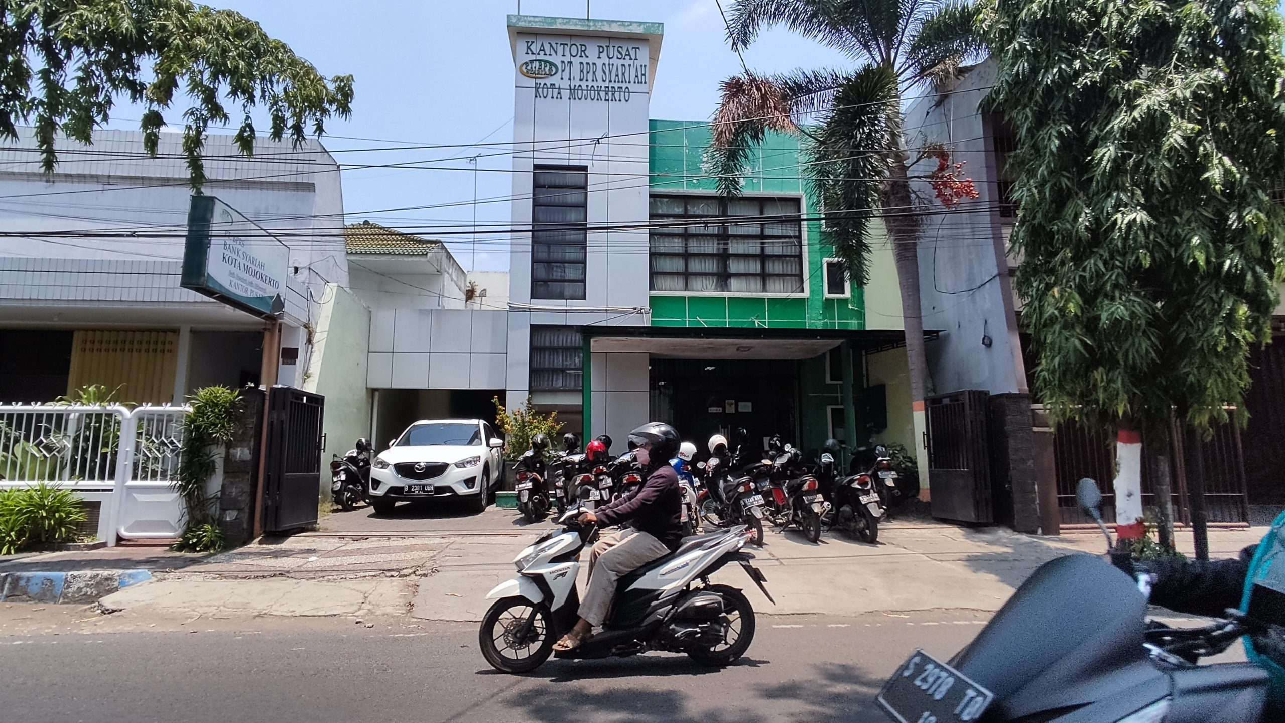 BPRS Mojokerto, Cek Bodong