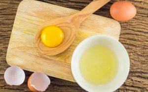 telur mentah, konsumsi telur mentah