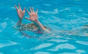 wanita tenggelam, hotel surabaya